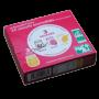 Ferment yaourt aromatisé vanille, fraise, citron (36gr)
