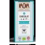Tablette de chocolat au lait 32% cacao- Simply Milk (80g)