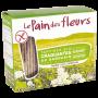 Pain des fleurs sarrasin sans sel 150g - Le Pain des Fleurs
